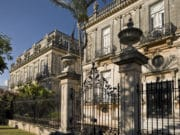 Mansion along Paseo de Montejo