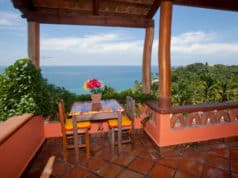 View from a home in Puerto Vallarta