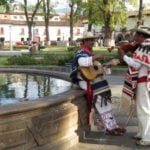 Plaza Grande Patzcuaro, Mexico | Expats in Mexico