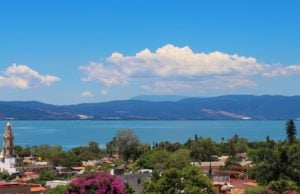 Lake Chapala in Ajijic
