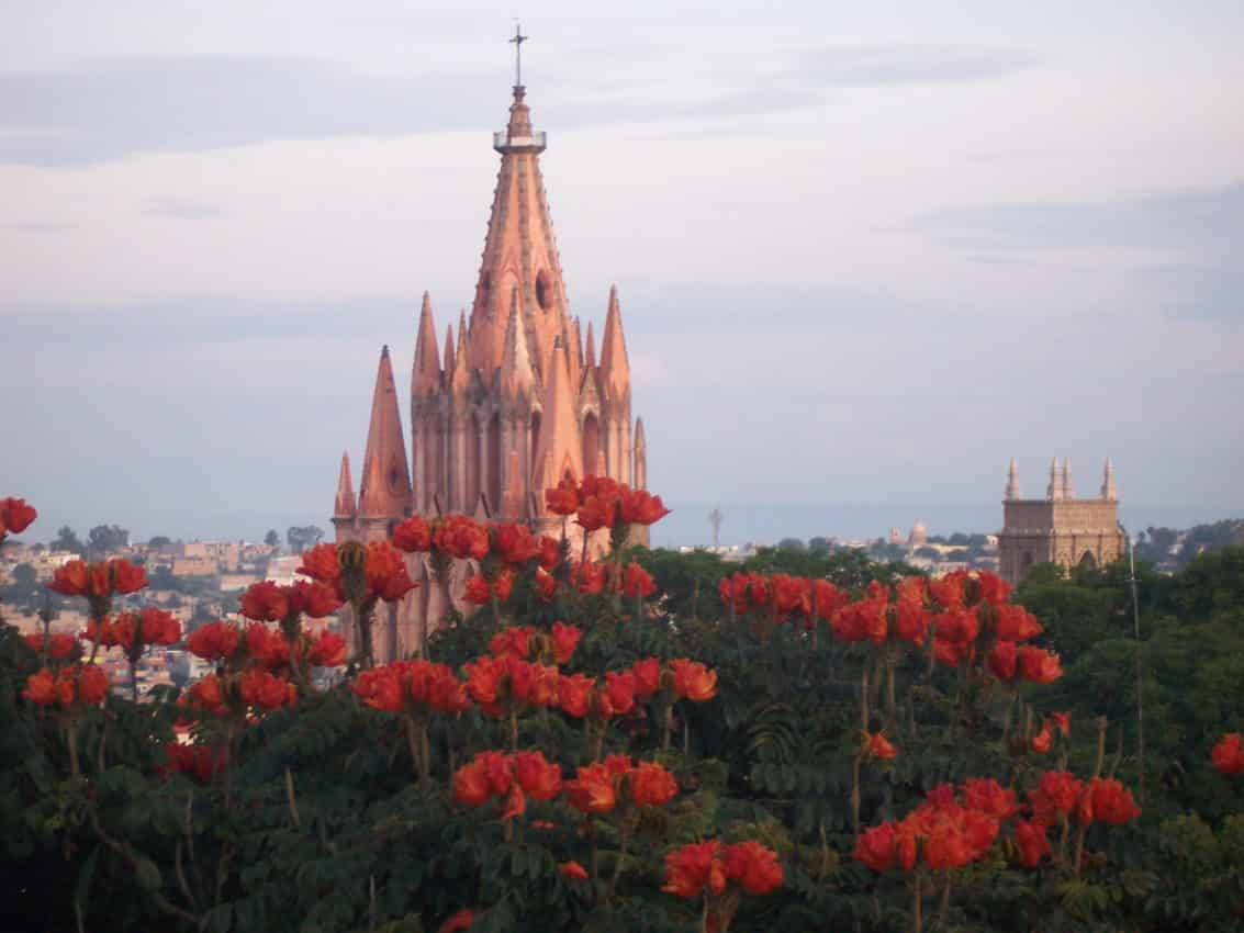 Finding An Artist S Life In San Miguel De Allende Expats In Mexico
