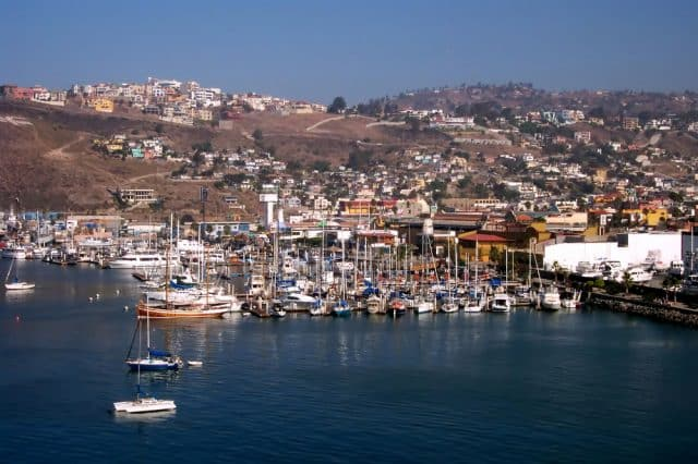 Ensenada in Mexico