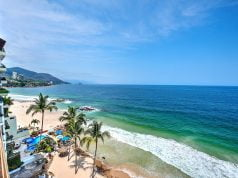 Beachfront property in Puerto Vallarta, Mexico