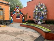 Large tree of life in Metepec, Mexico