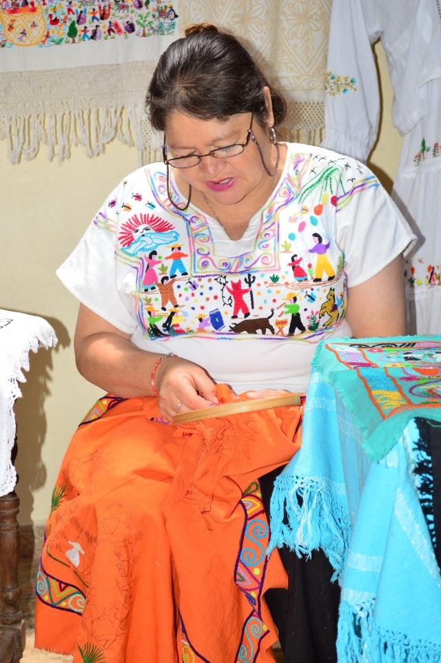 Handcrafts from Michoacán, Mexico