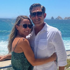 Wendy and Joe Yates in Cabo San Lucas, Mexico