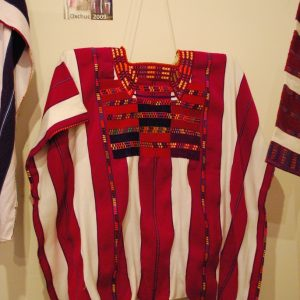 Traditional tunic from Chiapas, Mexico