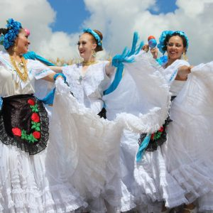 Folkloric dance, Mexico